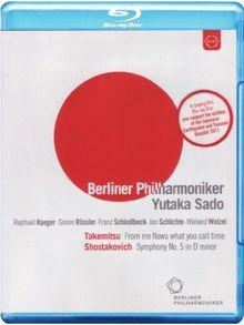 Yutaka Sado - Berliner Philharmoniker: Charity Konzert [Blu-ray]