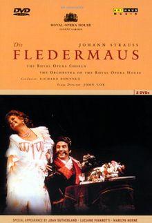 Johann Strauss - Die Fledermaus (2 DVDs)