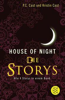 House-of-Night - Die Storys: Alle 4 Storys in einem Band