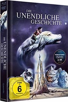 Die Unendliche Geschichte - Blu-ray - Mediabook A