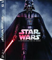Coffret intégrale star wars [Blu-ray] [FR Import]