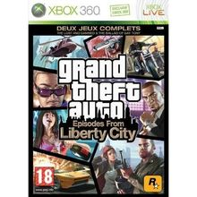GTA 4 Episodes from Liberty City FR XBOX360