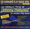 CD KARAOKE PLAY-BACK KPM VOL.01