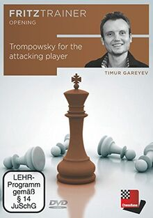 Trompowsky for the attacking player von Timur Gareyev