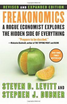Freakonomics Rev Ed LP: A Rogue Economist Explores the Hidden Side of Everything