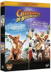Le chihuahua de beverly hills ; le chihuahua de beverly hills 2 [FR Import]