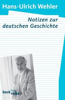 Notizen zur deutschen Geschichte