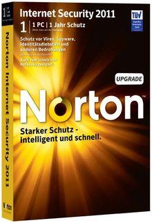 Norton Internet Security 2011 - 1 PC - Upgrade (Update auf 2012 inklusive)