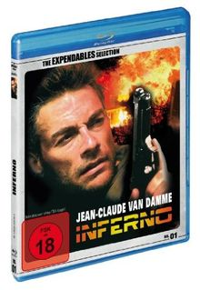 Inferno - The Expendables Selection No. 1 [Blu-ray]