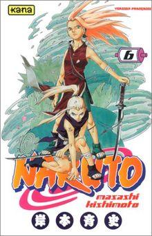 Naruto, Tome 6 :