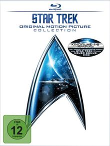 Star Trek - Movies 1-6 [Blu-ray]
