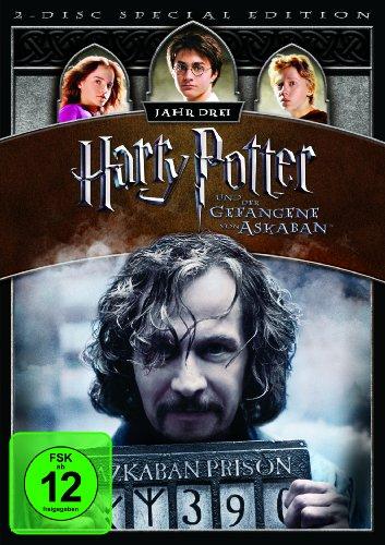 Harry Potter Und Der Gefangene Von Askaban Special Edition 2 Dvds
