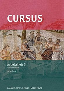 Cursus A – neu / Cursus A AH 3 – neu: mit Lösungen. Zu den Lektionen 33-40