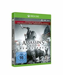 Assassin's Creed III Remastered - [Xbox One]
