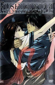 Fushigi Yugi, The Mysterious Play, 1 DVD, dtsch. u. japan. Version