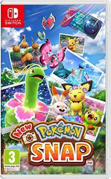 Unbekannt Pokemon Snap