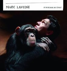 Je Descends du Singe CD+Dvd