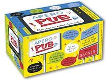 Apéro Pub : 450 cartes et 1 livret