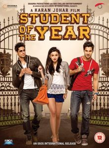 Student Of The Year [DVD] [UK Import]