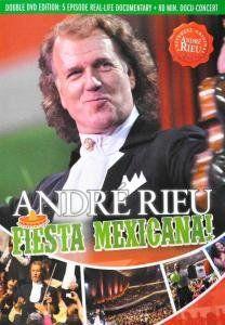 ANDRE RIEU FIESTA MEXICANA [UK Import]