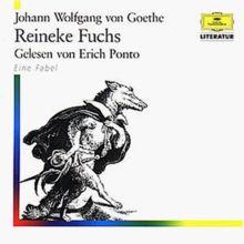Literatur - Reineke Fuchs (Johann Wolfgang von Goethe)