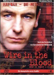 Wire in the Blood - Hautnah - Die Methode Hill - Staffel 1(3 DVD's)