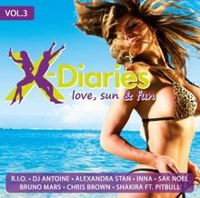 X-Diaries Vol.3