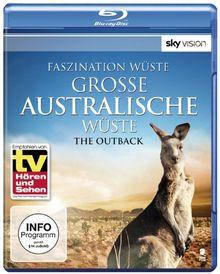 Faszination Wüste - Große Australische Wüste: The Outback (SKY VISION) [Blu-ray]