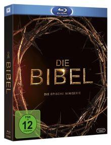 Die Bibel - Staffel 1 - Das große TV-Epos [Blu-ray]