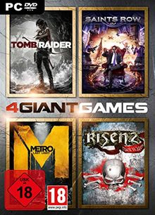 4 GIANT GAMES (PC)