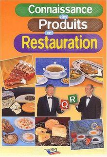 Connaissance des produits en restauration (Ref. E1657)