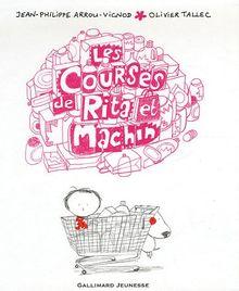 Les Courses De Rita ET Machin