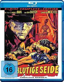 Blutige Seide - Complete-Edition (Blu-Ray + DVD) [Limited Edition]