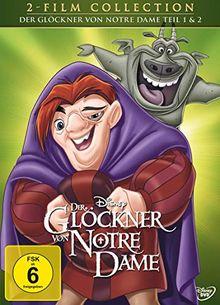 Der Glöckner von Notre Dame 2-Film Collection (Disney Classics, 2 Discs)