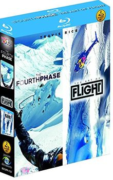 Coffret extrême 2 documentaires : the fourth phase ; the art of flight [Blu-ray]