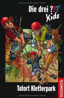 Die drei ??? Kids, 51, Tatort Kletterpark