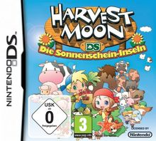 Harvest Moon DS: Die Sonnenschein-Inseln