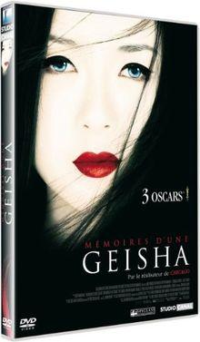 Mémoires d'une geisha [FR IMPORT]