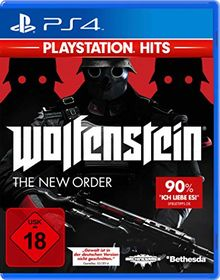 Wolfenstein: The New Order - PlayStation Hits - [PlayStation 4]
