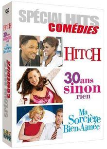 Coffret Special Hits Comédie : Hitch / 30 ans sinon rien / Ma sorcière bien aimée - Coffret 3 DVD [FR Import]