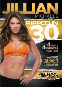 Jillian Michaels Ripped in 30 [UK Import]