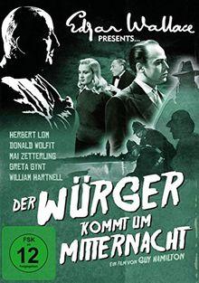 Edgar Wallace - Der Würger kommt um Mitternacht