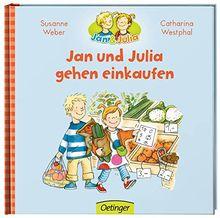 Jan und Julia gehen einkaufen: Band 7 (Jan + Julia)