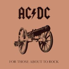 For Those About to Rock (Special Edition Digipack)