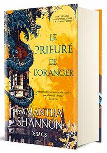 Le Prieuré de l'Oranger (relié) (Fantasy)