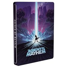Agents of Mayhem -Day One Edition Steelbook Edition (Playstation 4) [UK IMPORT]