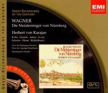 Meistersinger von Nürnberg (Gesamtaufnahme)