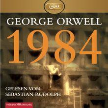 1984: Ungekürzte mp3-Ausgabe: 2 CDs