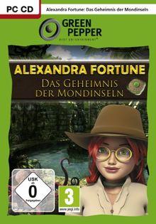 Alexandra Fortune: Das Geheimnis der Mondinseln [Green Pepper]