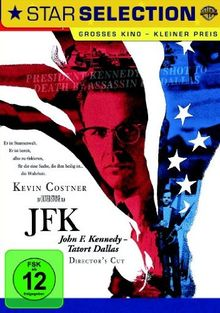 JFK: John F. Kennedy - Tatort Dallas [Director's Cut] [Special Edition]